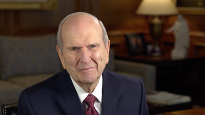 President Nelson shares message of Hope during COVID-19 outbreak