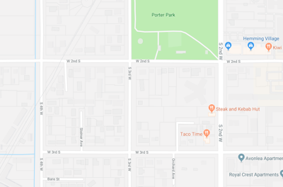Portions of Rexburg up for rezoning to high density