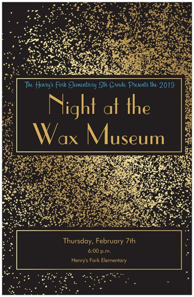 """Henry's Fork Elementary School to present its own """"Night at the Museum"""""""