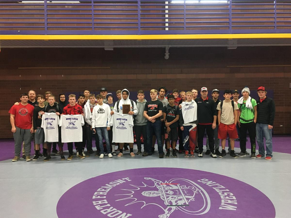 South Fremont wins Mike Leck Duals