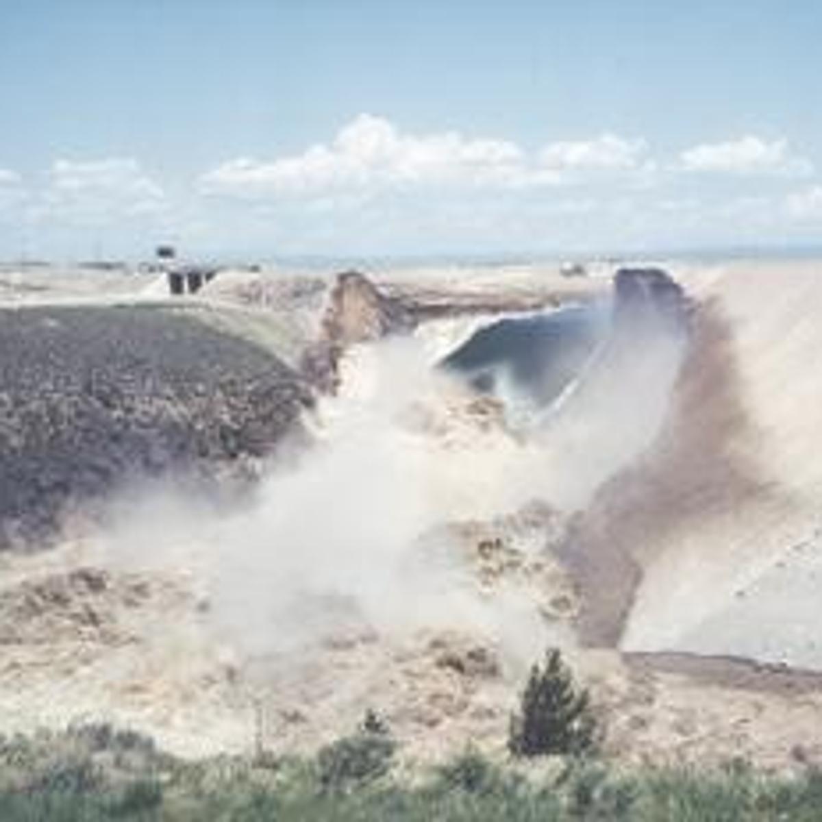 Teton Dam rebuild option in water storage study | News