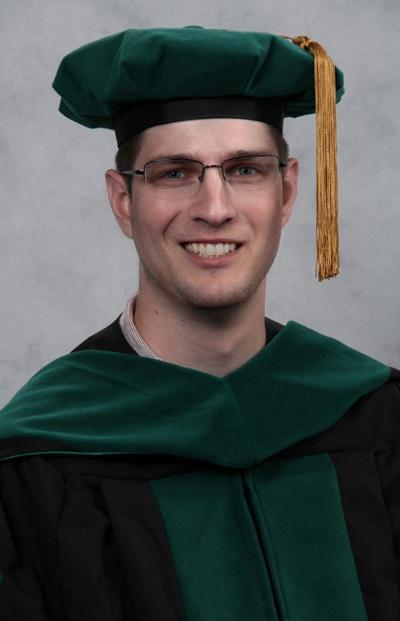 Madison grad earns Doctor of Osteopathic Medicine