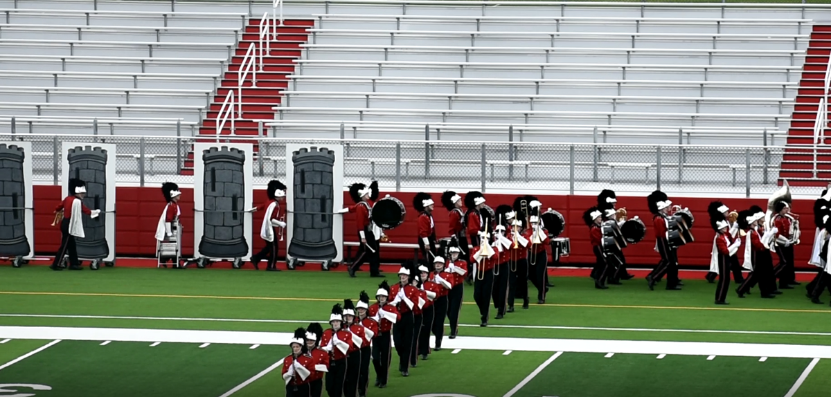 Madison Marching Band Festival held Saturday at Bobcat stadium