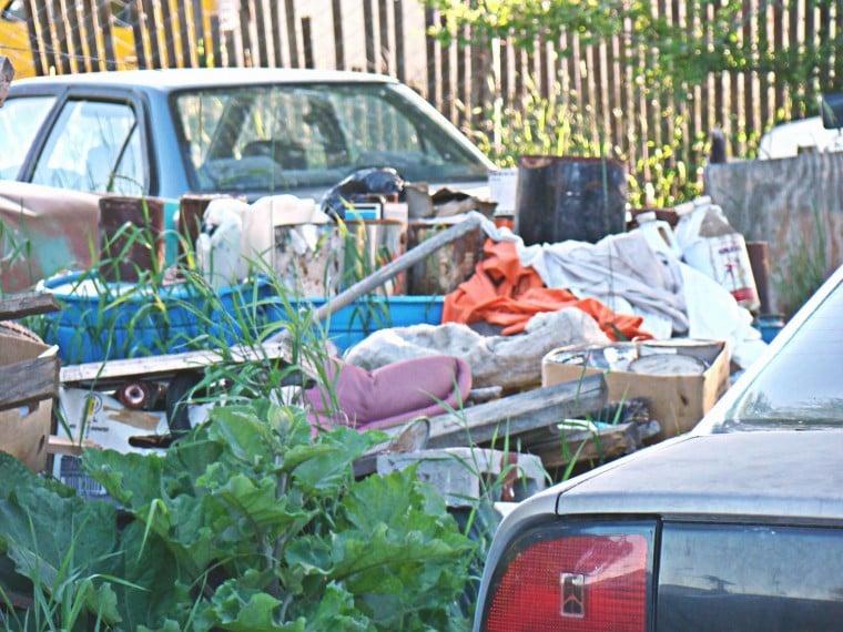 Rexburg Man Charged With Improper Waste Storage