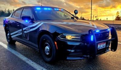 Idaho State Police file photo stock image