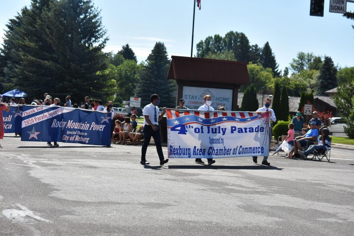 Large crowd attends Rexburg Fourth of July Parade