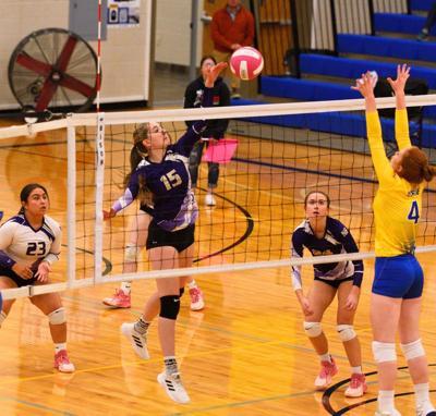 North Fremont volleyball