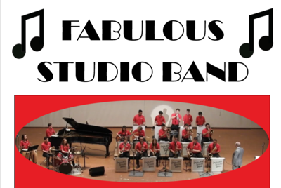 """""""The Fabulous Studio Band""""  to entertain at pavilion this week"""