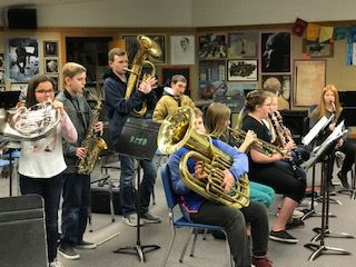 """Instrument Petting Zoo"" scheduled for Tuesday at Madison Middle School"