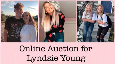 Facebook auction/fundraiser set for Lyndsie Young