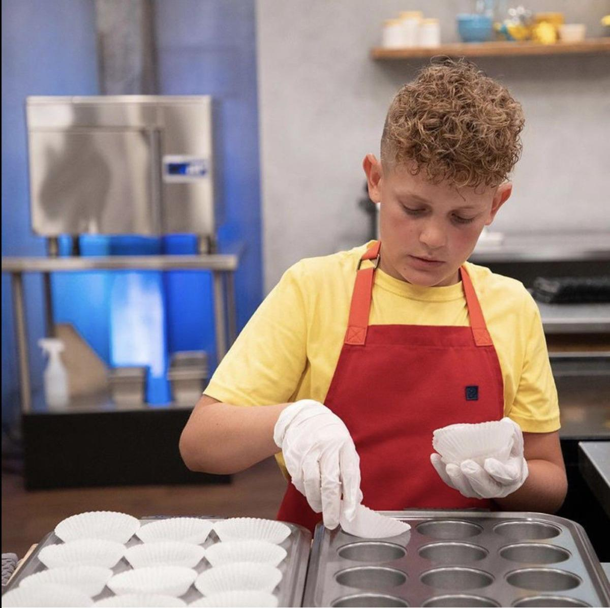Madison Jr. High student wins Food Network Kids' Baking Championship