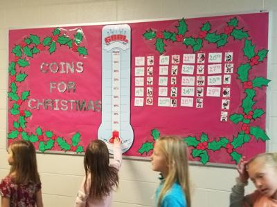 Coins for Christmas