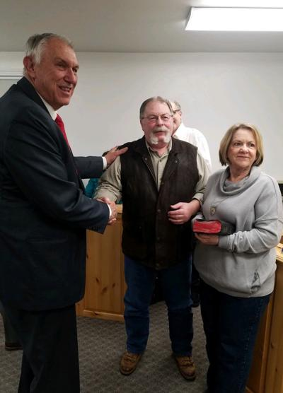 New Ashton City Council sworn in; Tom Mattingly to serve as mayor