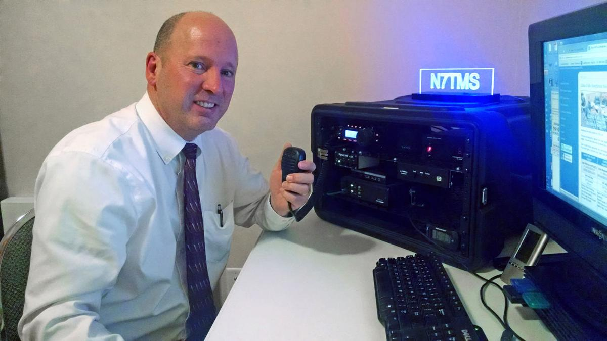 Todd Smith amateur radio