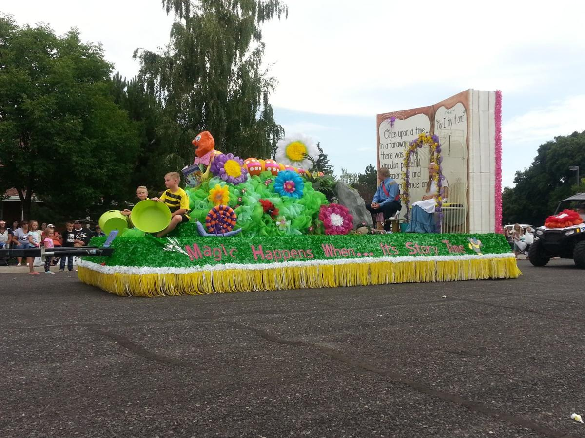 Pioneer Day Parade showcases fleet of floats