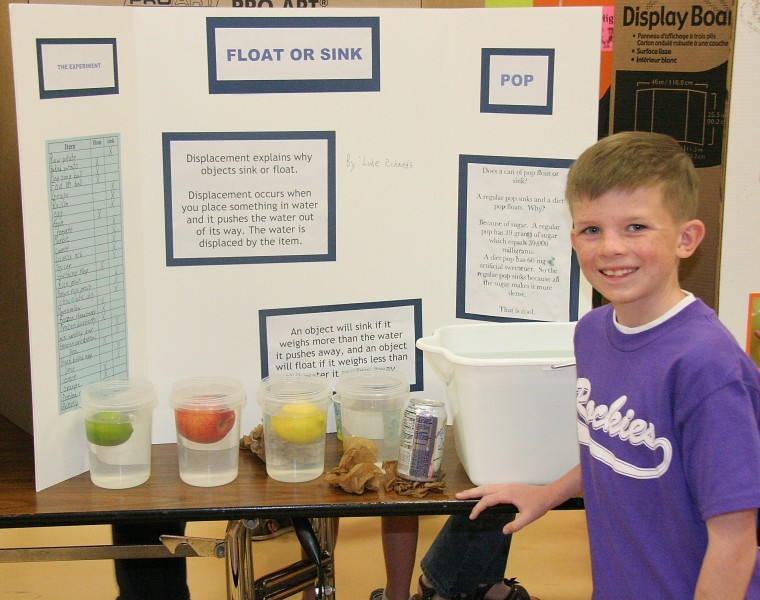 4th Grade Science Fair Rexburgstandardjournal Com