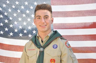 Johnathon Lewis eagle scout