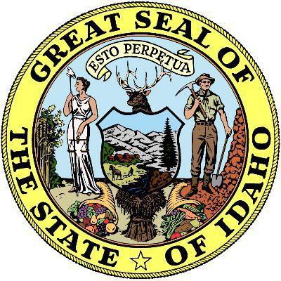 seal of state of idaho