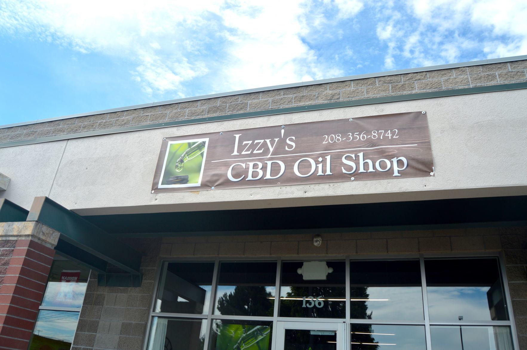 izzy's cbd oil