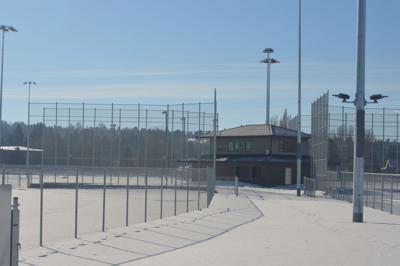 Baseball Quad
