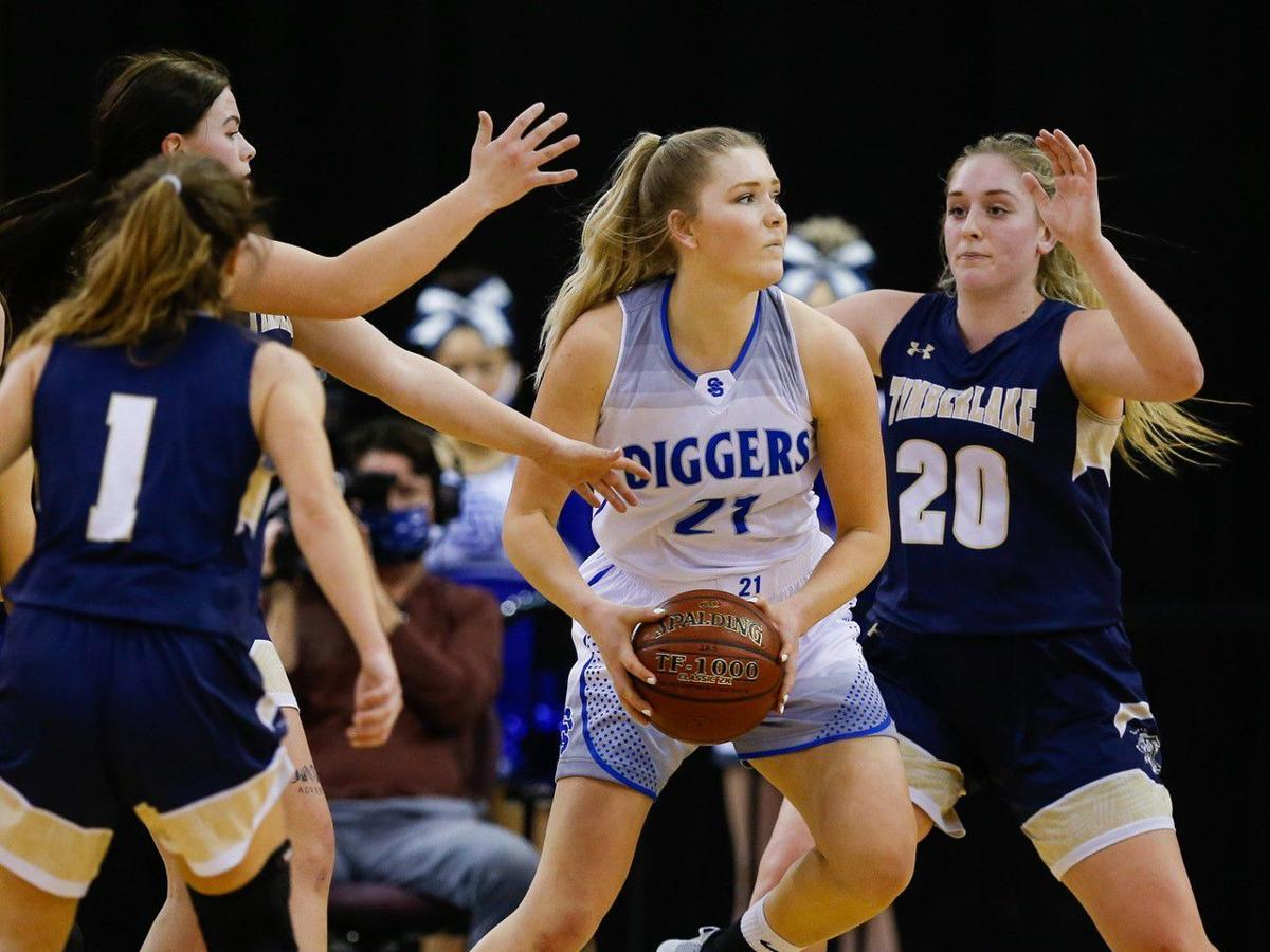 Sugar-Salem girls state finals