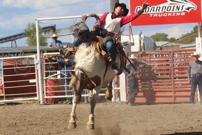 National Finals Rodeo posts first Go-Round results