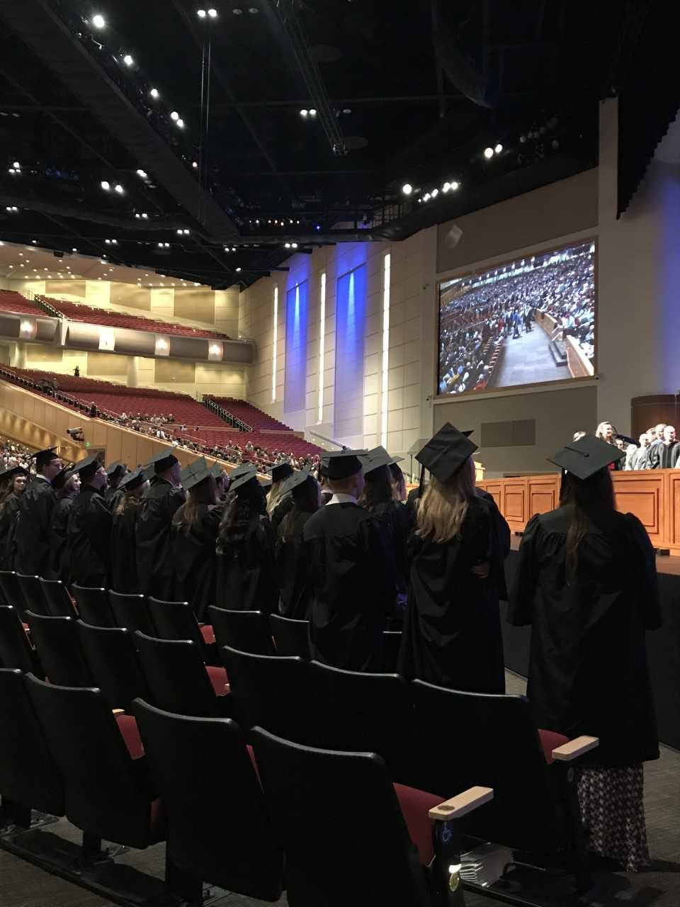 Elder D. Todd Christofferson speaks at BYU-Idaho Fall 2018 commencement