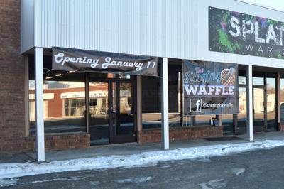 The Singing Waffle