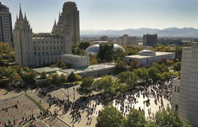 First Presidency announces venue change for April general conference in response to coronavirus