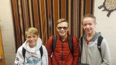 Madison Jr. High School Ping Pong Tournament winners announced
