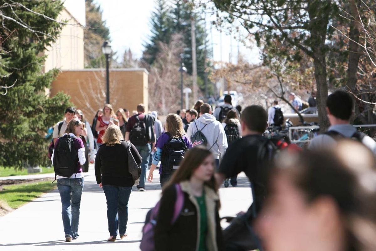 BYU-Idaho campus