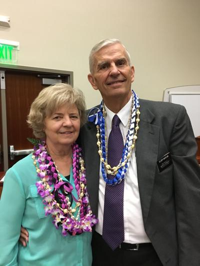 Bob and Janene Marcum Mission