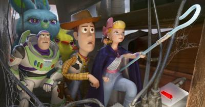 "No surprise—""Toy Story 4"" is another great Pixar movie"