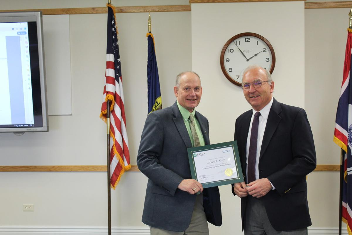 Fall River Electric Board Members Earn National Certification