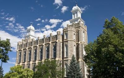 Police: Logan LDS temple severely vandalized by man on Christmas Eve