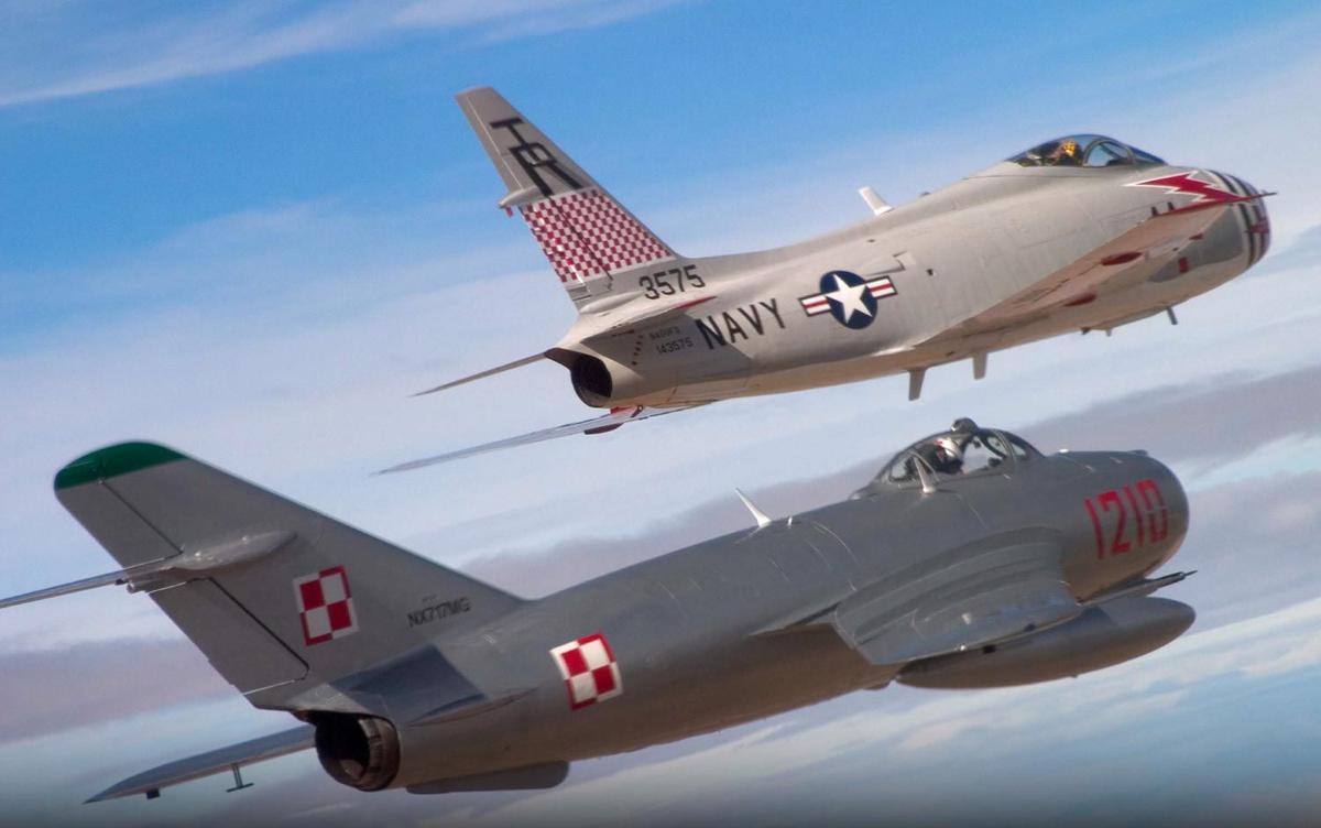 MiG planes