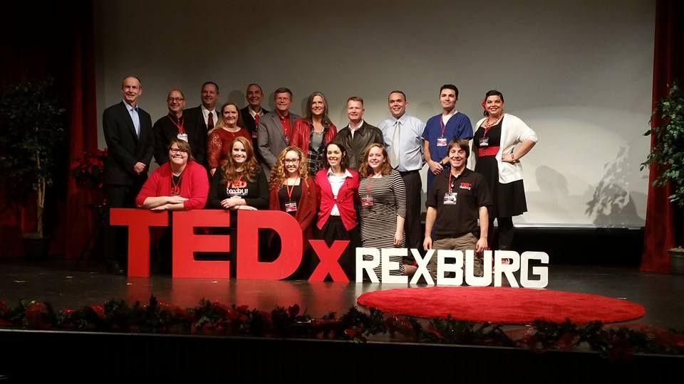 Tedxrexburg Announces Speaker Lineup For 2016 Event Local News