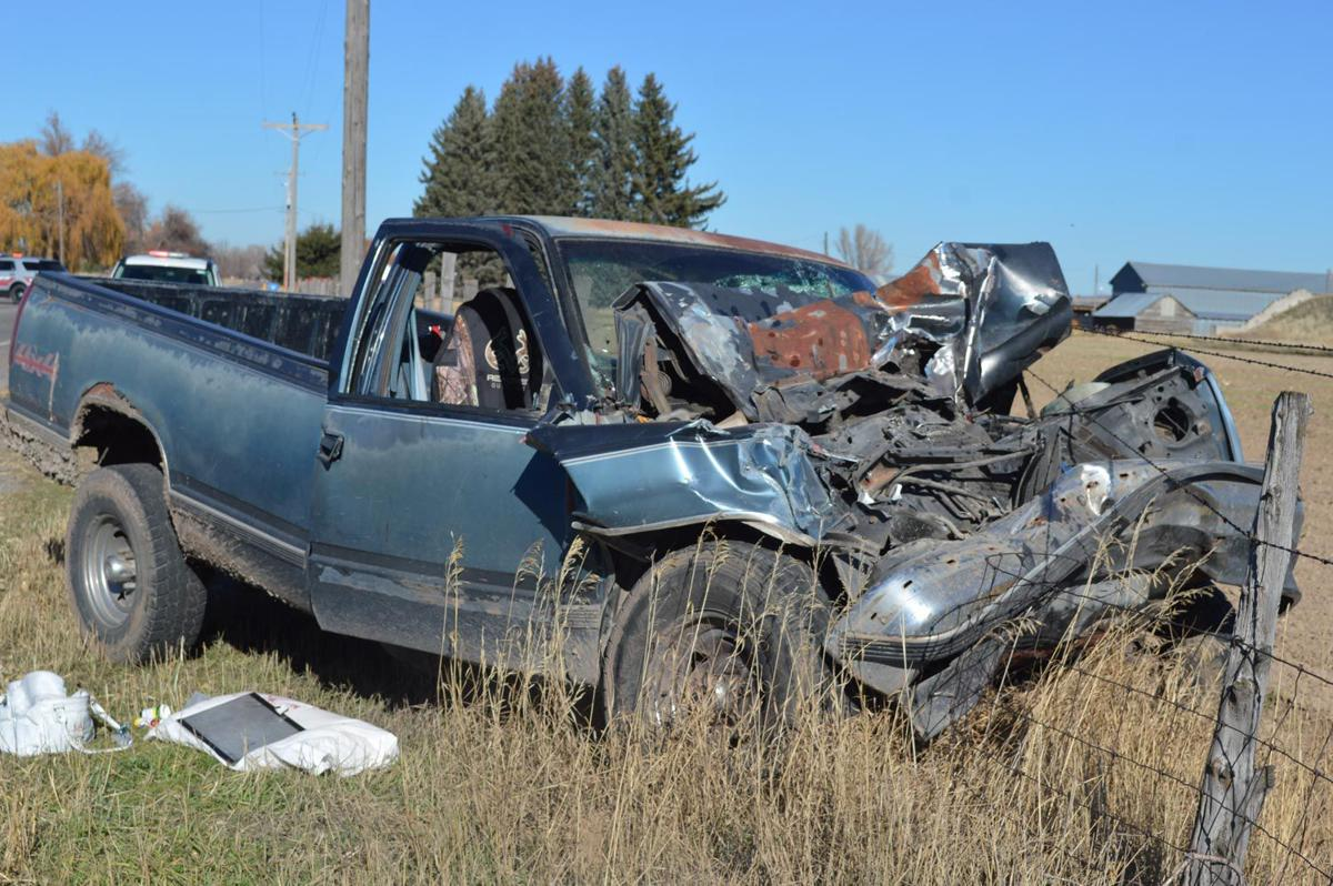 Crash on Archer Highway sends two to hospital | Local News