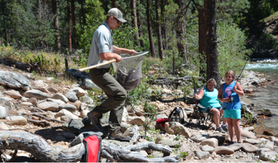 Fish stocking continues statewide, and here are some highlights for July