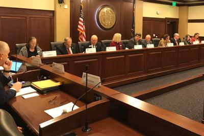 Medicaid costs committee 11-4-19