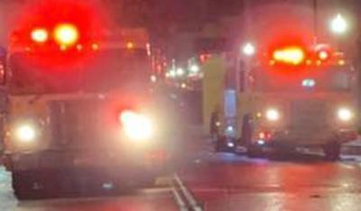 Idaho Falls Fire Department file photo stock image
