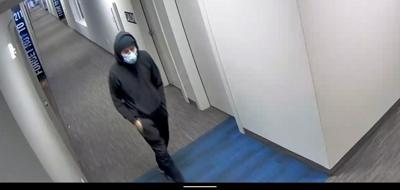 Suspect Intruder at the Cedars 1