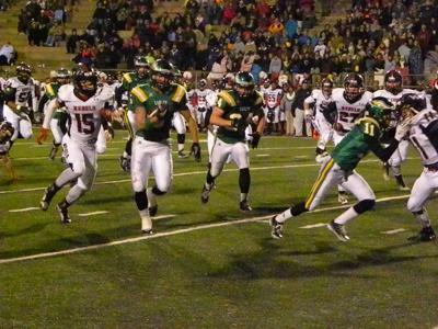 Eagles reach state semifinals