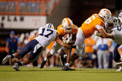 Vols fall to 0-2 after double-overtime loss to BYU
