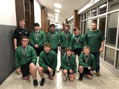 RMS EAGLE WRESTLERS PLACE FOURTH AT SETAC