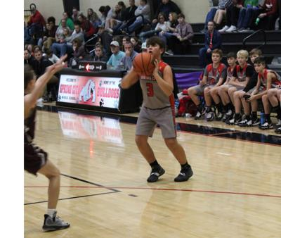 SPRING CITY MIDDLE TEAMS FALL TO MADISONVILLE