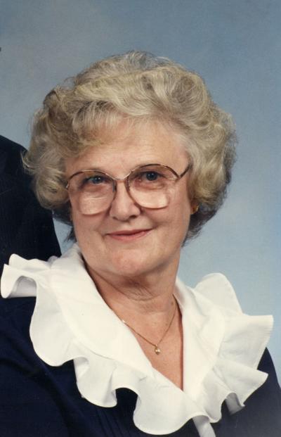 Elizabeth Bell Gadd