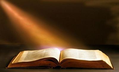 Bible sunlight