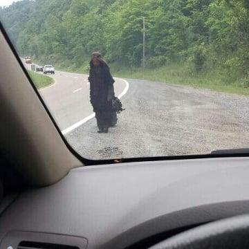 """""""Woman in Black"""" wanders East Tennessee"""