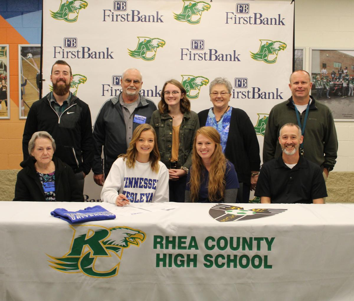 QUICK INKS WITH TENNESSEE WESLEYAN